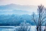 冬日贵德如诗如画如仙境