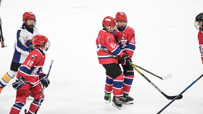 冰球——全國U12冰球比賽在西寧開賽
