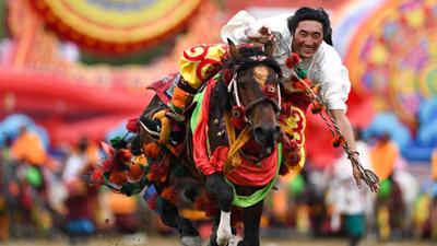 青海玉(yu)樹藏族自治州慶祝成立70周(zhou)年